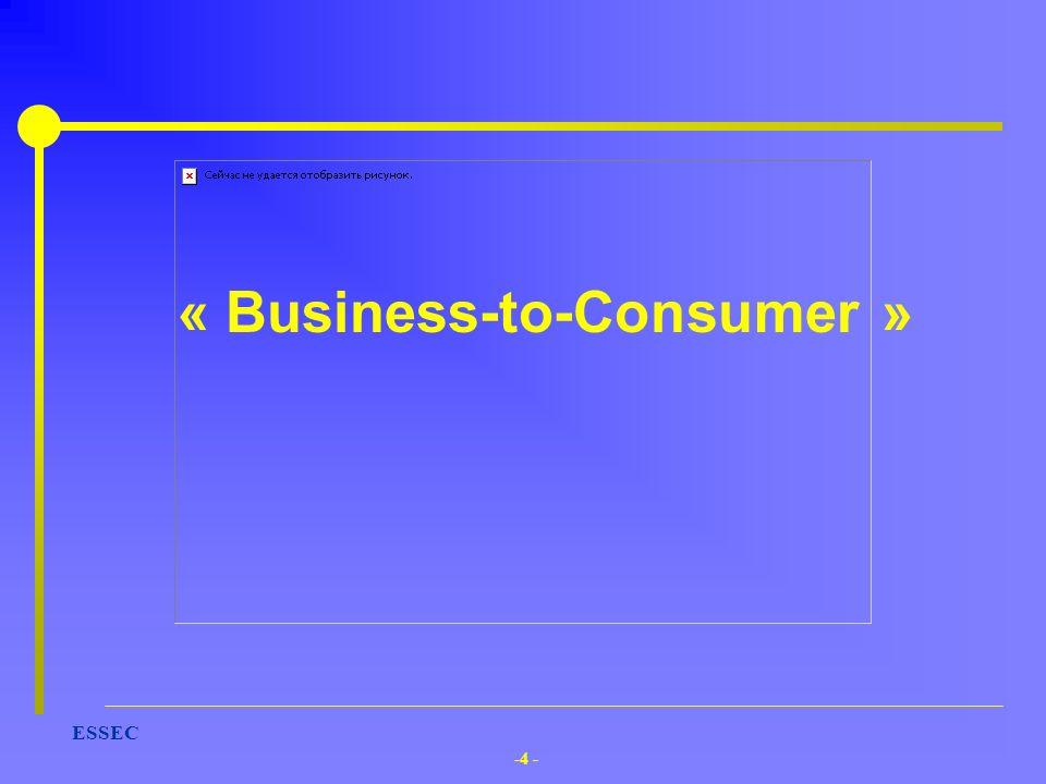 -4 - ESSEC « Business-to-Consumer »