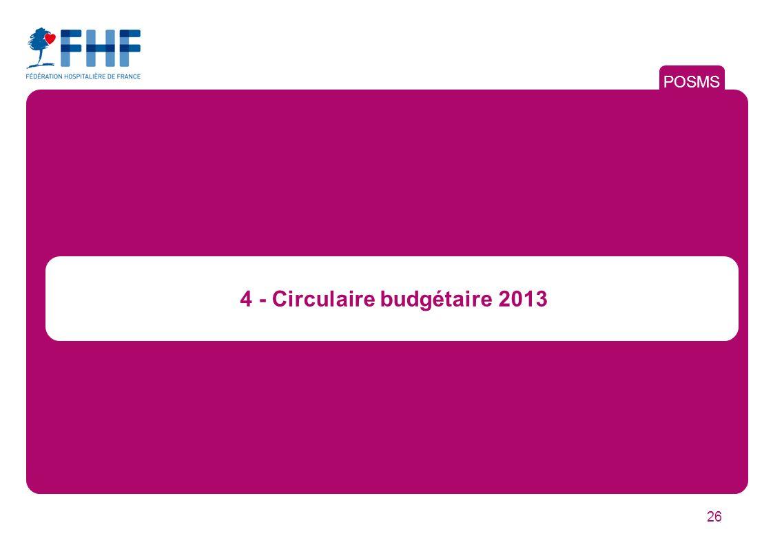 26 4 - Circulaire budgétaire 2013 POSMS