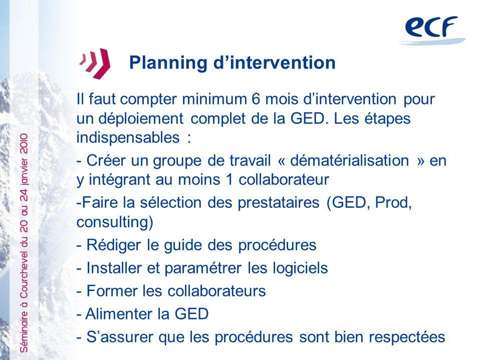 Logiciels de production : les pré-requis -Boutons de raccourcis pour un accès direct aux documents du dossier en-cours dans la GED -Indexer lécriture