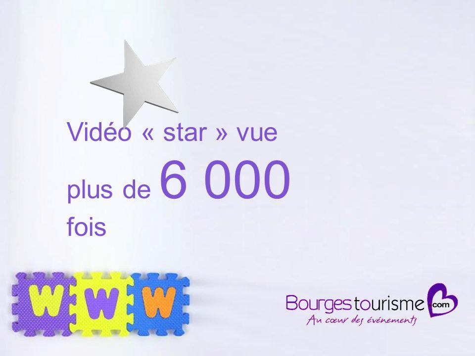 Page 11 Vidéo « star » vue plus de 6 000 fois
