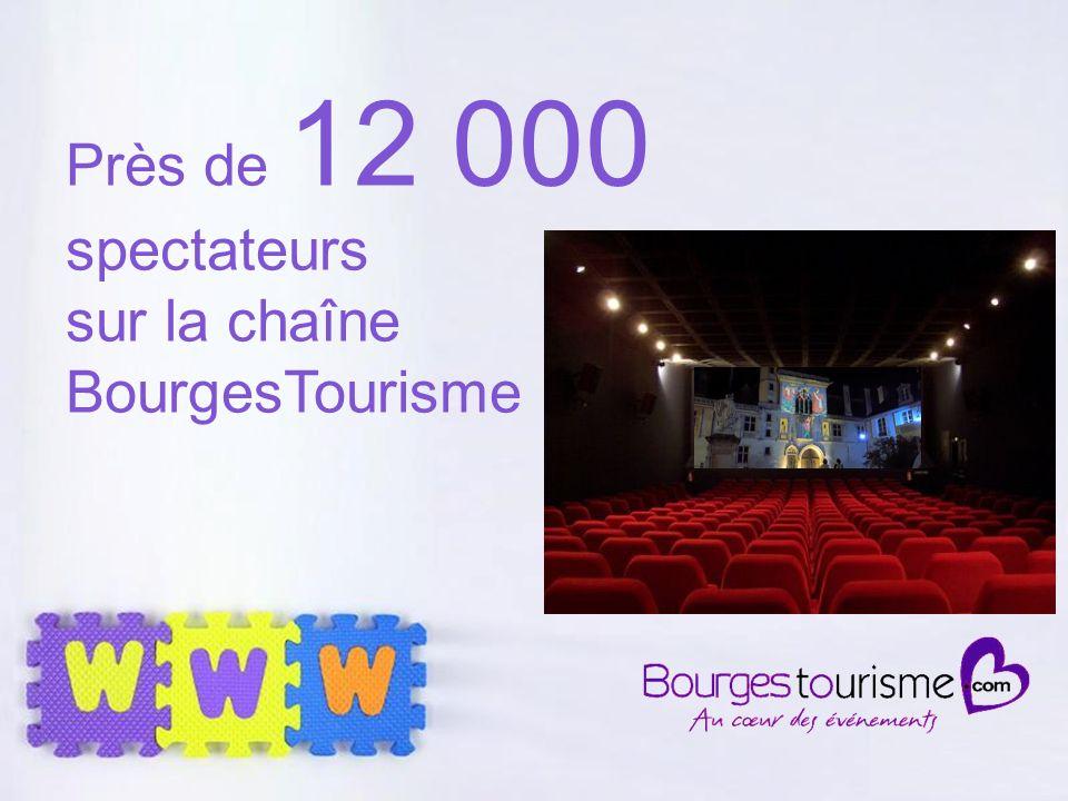 Page 13 Près de 12 000 spectateurs sur la chaîne BourgesTourisme