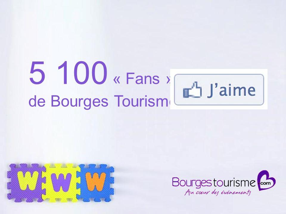 Page 15 5 100 « Fans » de Bourges Tourisme