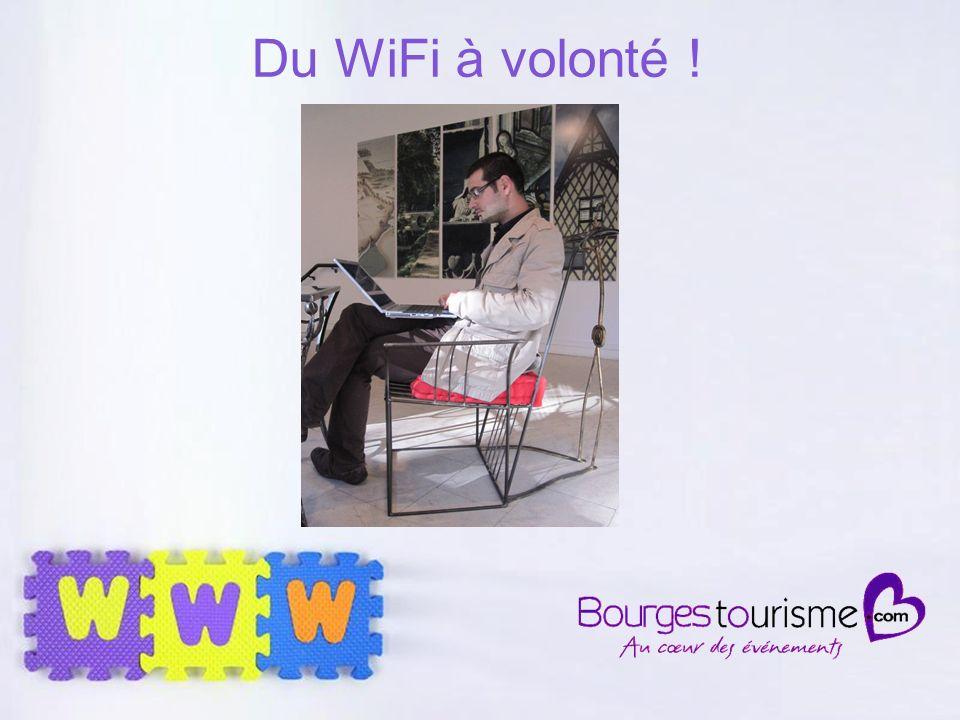 Page 40 Du WiFi à volonté !