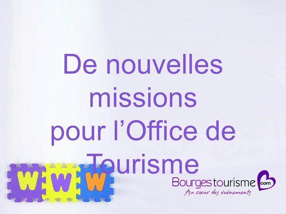 Page 41 De nouvelles missions pour lOffice de Tourisme