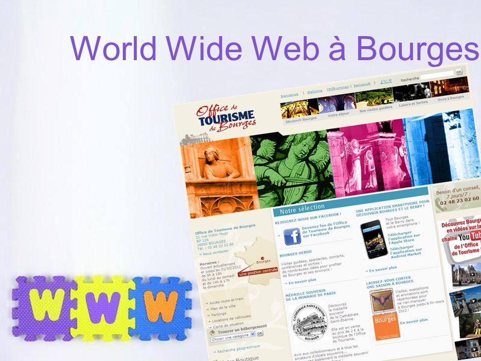 Page 7 205 000 visites sur www.bourges-tourisme.com en 2010
