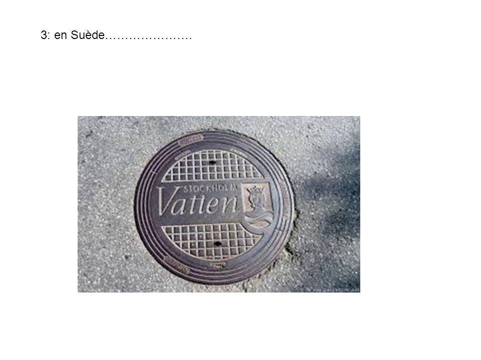 3: en Suède………………….