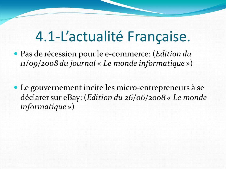 4.1-Lactualité Française.