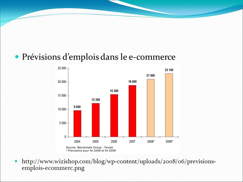 Prévisions demplois dans le e-commerce http://www.wizishop.com/blog/wp-content/uploads/2008/06/previsions- emplois-ecommerc.png