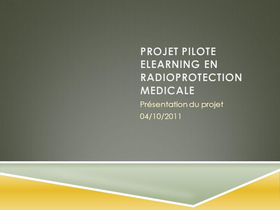 Présentation du projet 04/10/2011