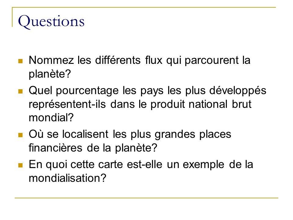 b-La mobilité des hommes Extrait audiovisuel Le dessous des cartes (ARTE), Les migrations, Pourquoi part-on.