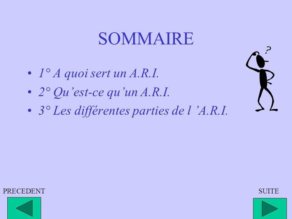 LES A.R.I. Les Appareils Respiratoires Isolants SUITE QUITTER