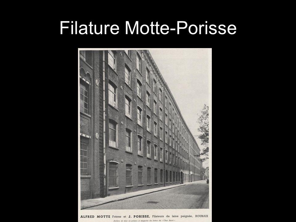Filature Motte-Porisse