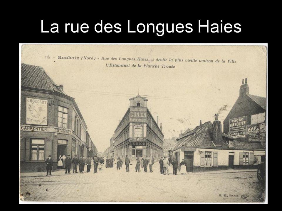 La rue des Longues Haies