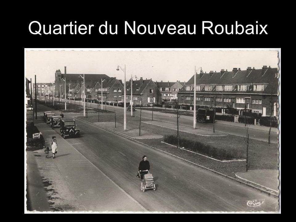 Quartier du Nouveau Roubaix