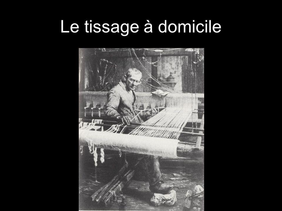 Peignage Amédée Prouvost
