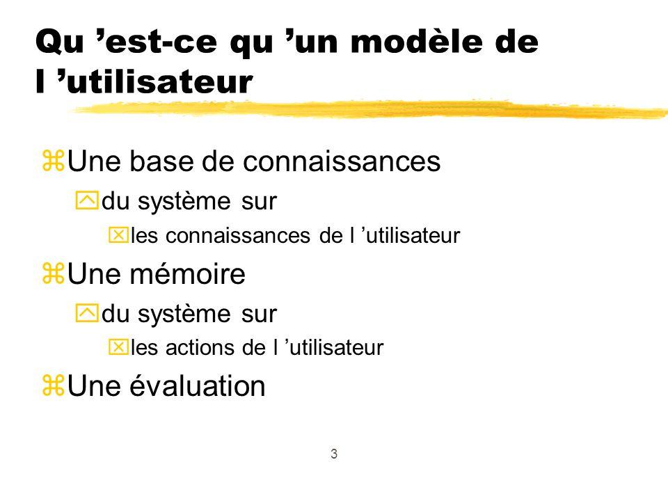 24 Composant évaluatif «testeur » occurrence de test BC domaine composant d évaluation composant cognitif