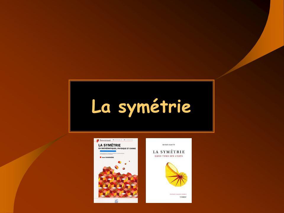 La symétrie