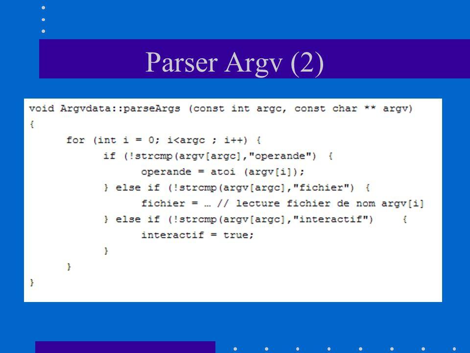 Parser Argv (2)