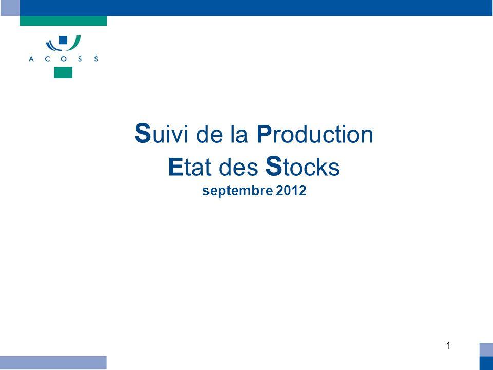 2 Etat des stocks à fin juillet 2012 Tendance générale (hors régions pilote) : 535 083 instances hors TR dénombrées au 27 juillet 2012 dont : 149 303 RG 319 523 TI Un chiffre en baisse par rapport à juin 2012 (2%), la diminution concerne les comptes TI ( -4%).