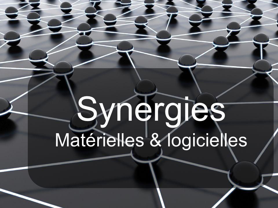 NETASQ Confidentiel 13 Synergies Matérielles & logicielles