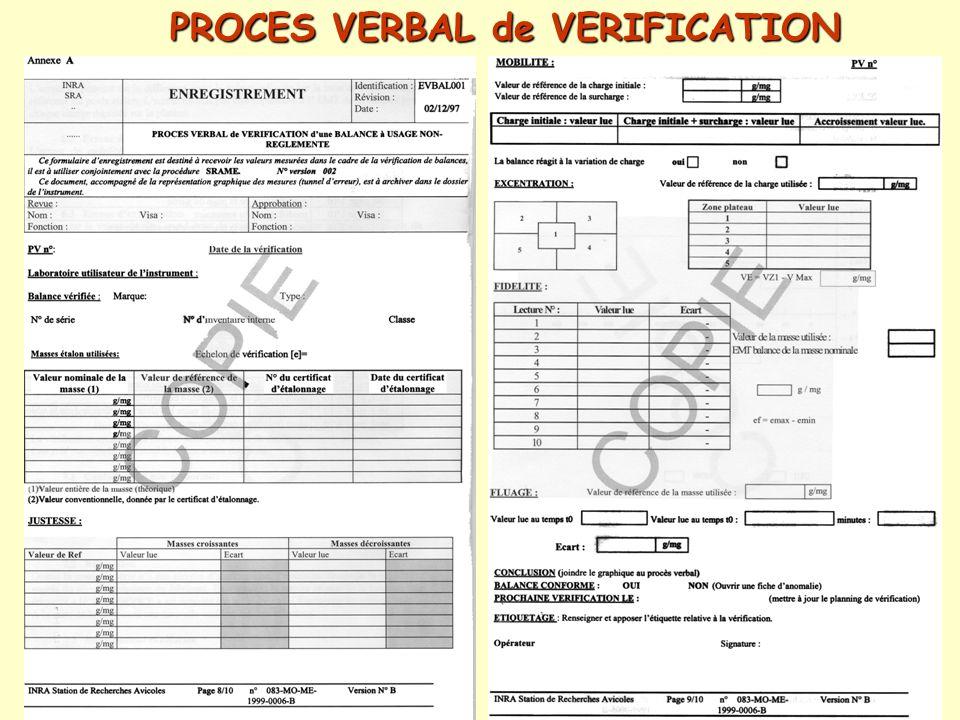 Le RAPPORT FINAL Lautomate enregistre la vérification et vous pouvez la récupérer sous TraceAppli.