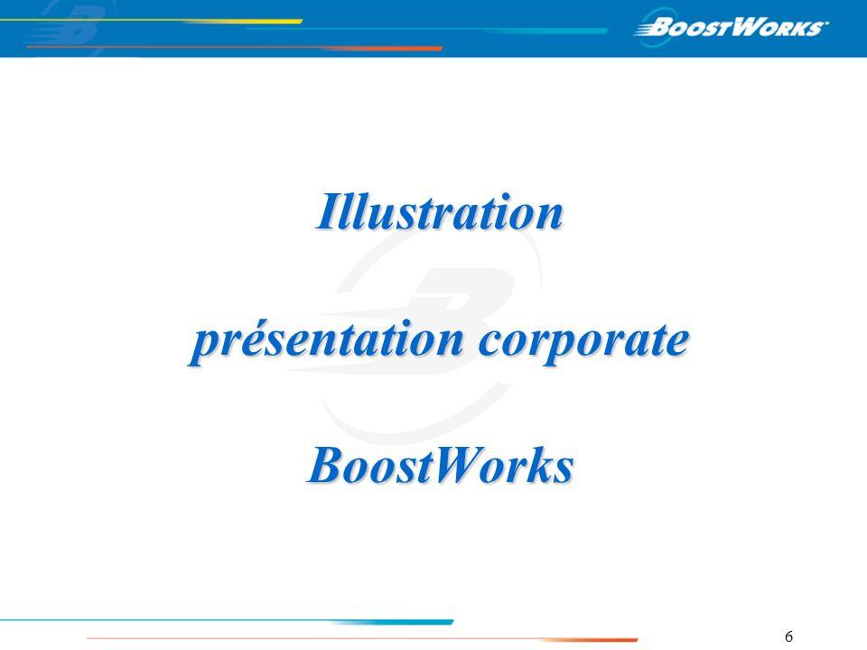 6 Illustration présentation corporate BoostWorks