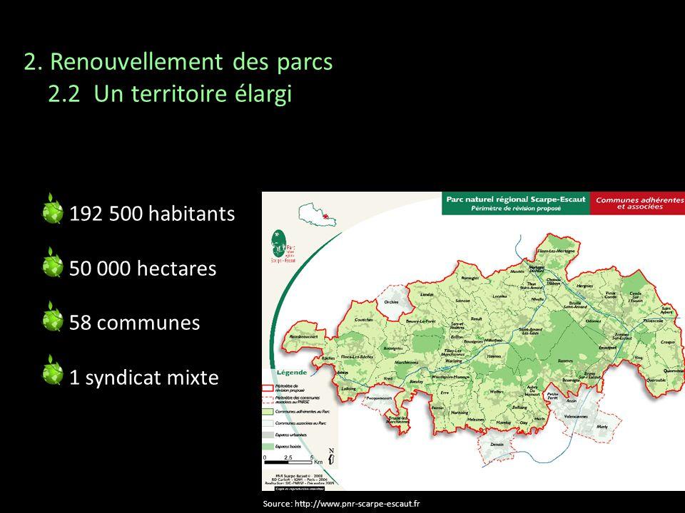 Parc naturel transfrontalier du Hainaut, un des premiers en Europe.