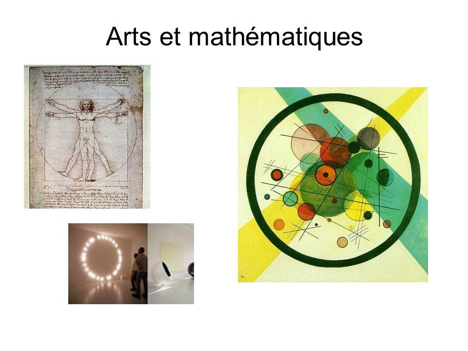 Arts et mathématiques