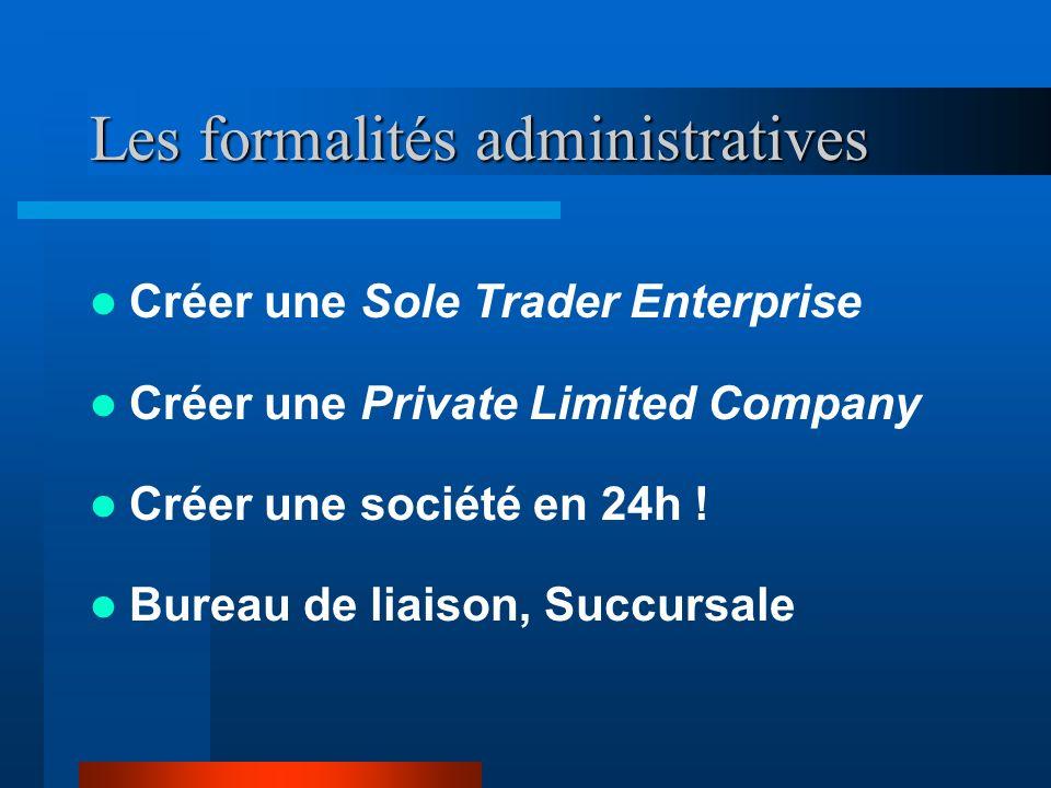 Pour faire représenter votre entreprise française au Royaume-Uni Representative Office –simple poste dobservation –activité commerciale interdite Bran