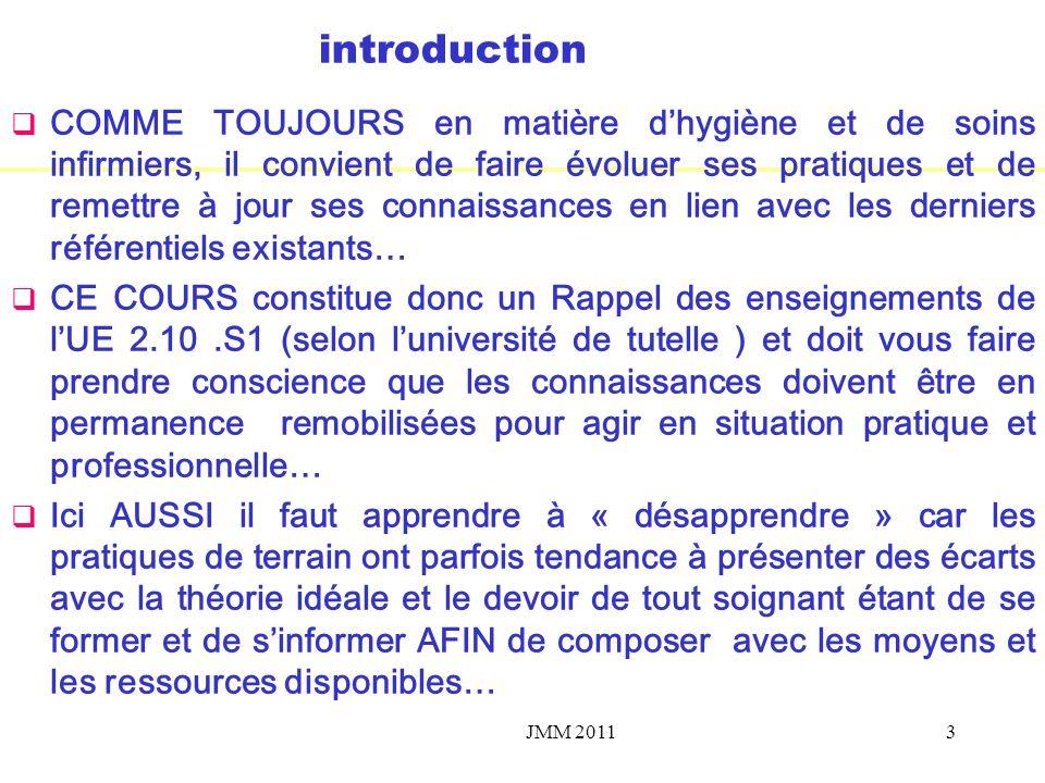IFSI -UE 2.10.Infectiologie-Hygiene Pr AM Rogues - 201133 Les précautions « contact » Comment .