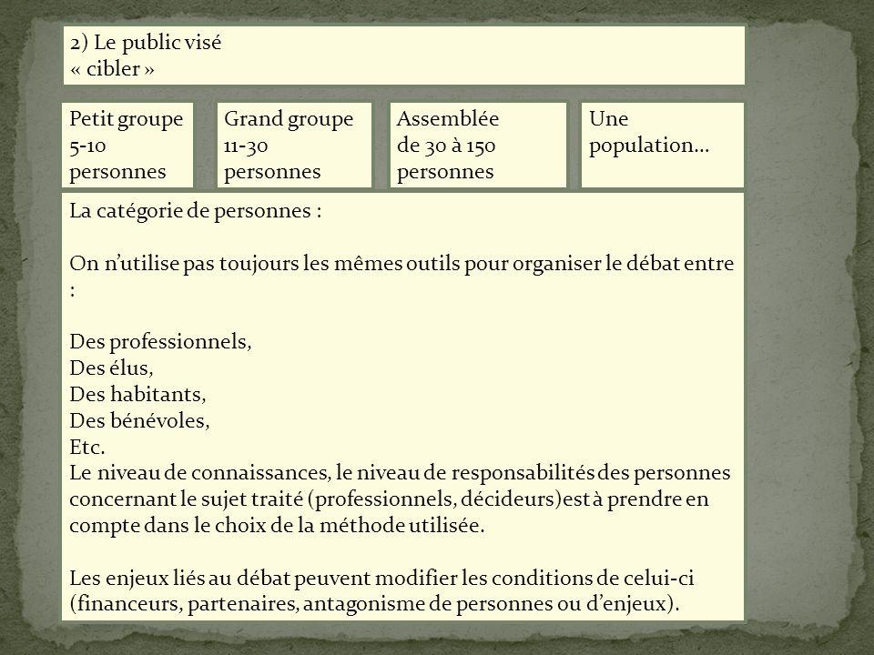 Les Freins : - Difficultés relationnelles, psychologiques.