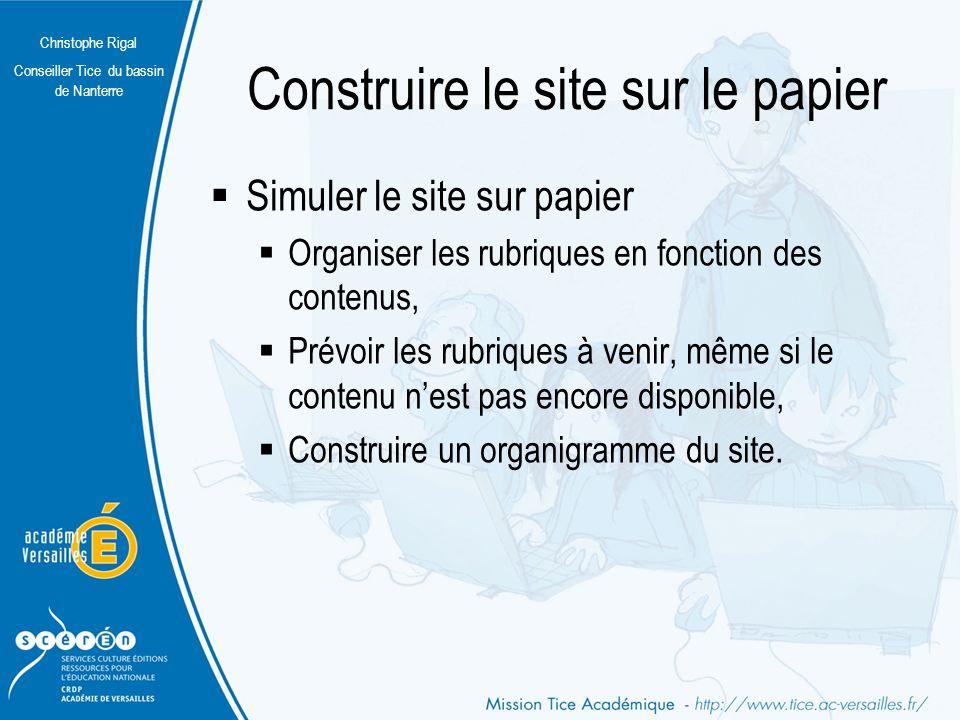Christophe Rigal Conseiller Tice du bassin de Nanterre Des documents accessibles Pourquoi faut-il respecter certains formats .