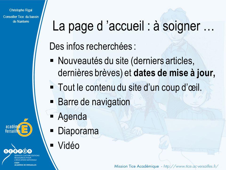 Christophe Rigal Conseiller Tice du bassin de Nanterre 4.