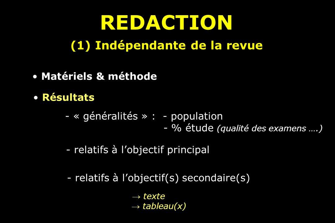 REDACTION (2) Conseils aux auteurs % revue REDACTION (2) Conseils aux auteurs % revue