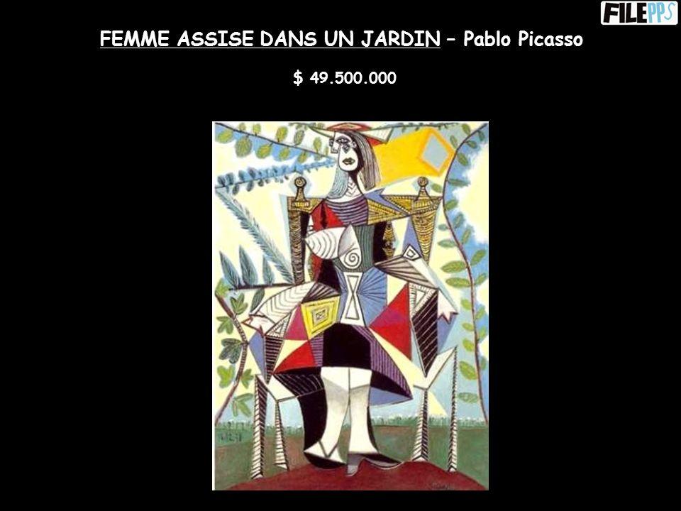 TÊTE – Amadeo Modigliani $ 52.600.000