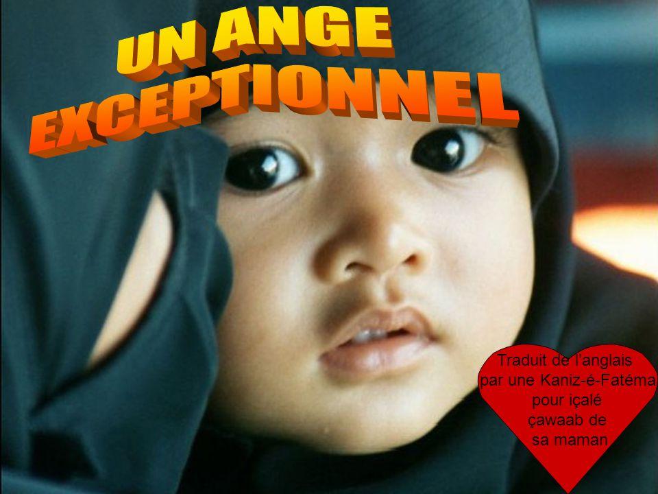 Traduit de langlais par une Kaniz-é-Fatéma pour içalé çawaab de sa maman