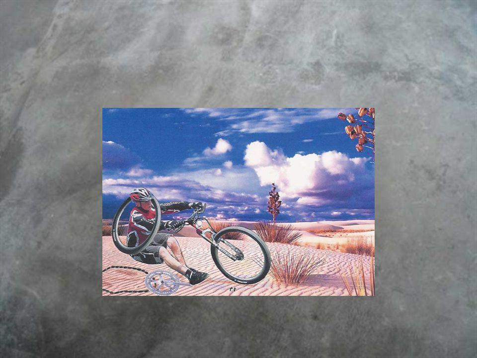 1.Décris chaque photo (que se passe t-il?), 2.Indique pour chaque photo ce quon ne peu pas faire avec ce vélo, 3.Fais la liste des fonctions techniques quun vélo doit assurer.