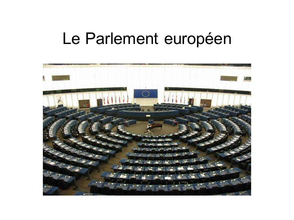 Une insertion difficile « Dans le dessein du Général de Gaulle, il ny a pas de place pour le Parlement européen composé de bavards irresponsables.