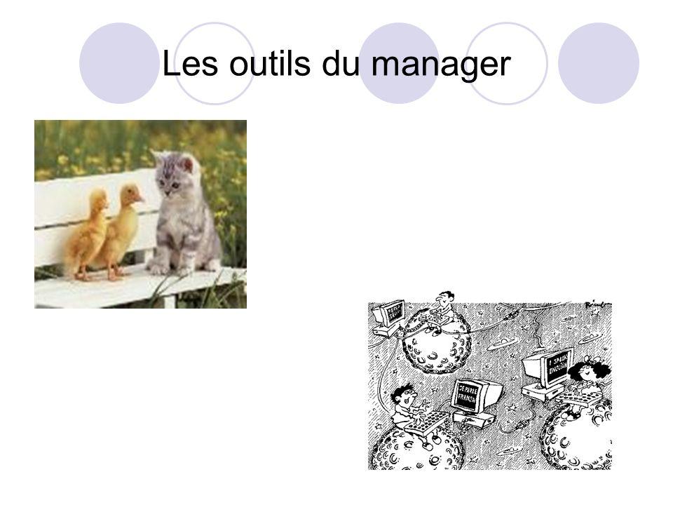 Les outils du manager