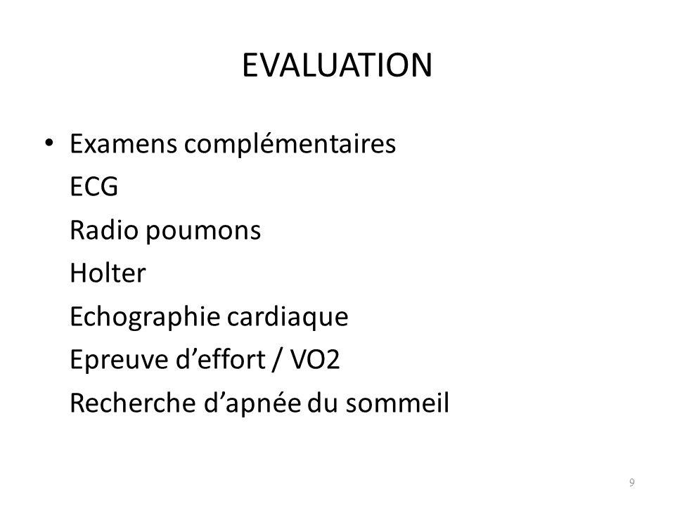 Évaluation fonctionnelle Reconditionnement à leffort Prise en charge des facteurs de risque cardiovasculaire Education thérapeutique Objectif psycho-social 10