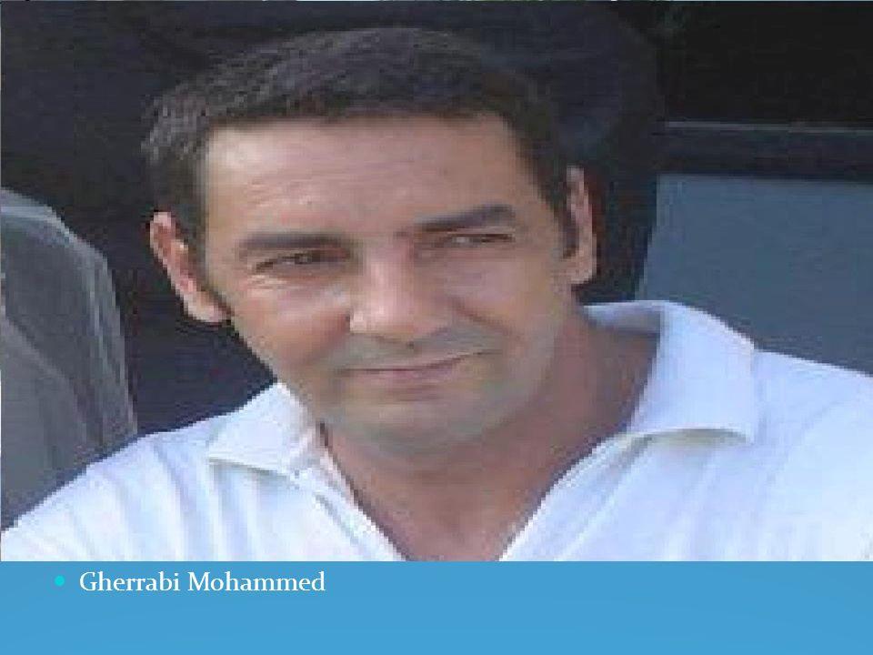 Gherrabi Mohammed
