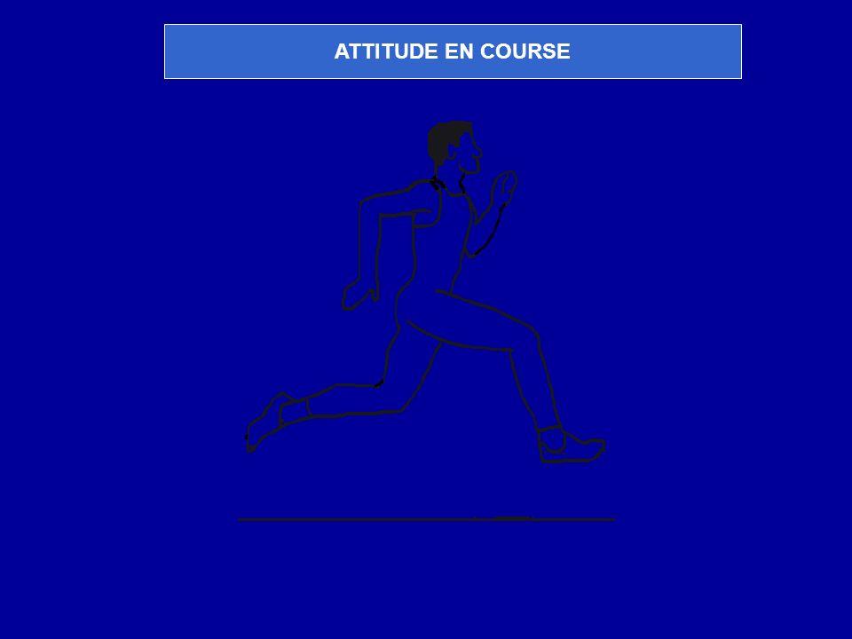 LIAISON Course délan, impulsion, saut