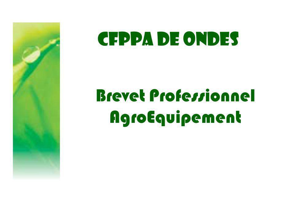 CFPPA EXPLOITATION AGRICOLE LYCEE G.PARISOT J.P. ROQUES P.