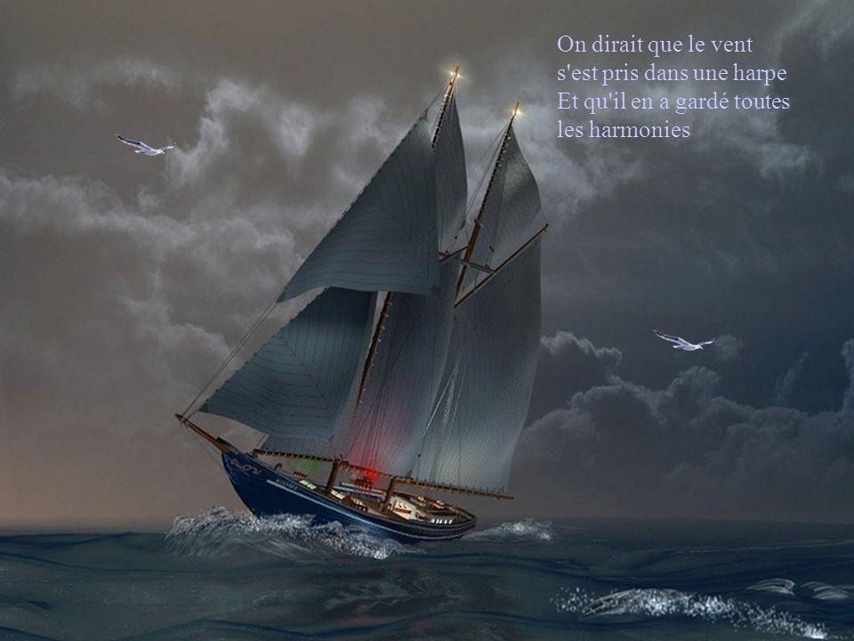 Et du Mont St- Michel jusqu'à la Contrescarpe En écoutant parler les gens de ce pays