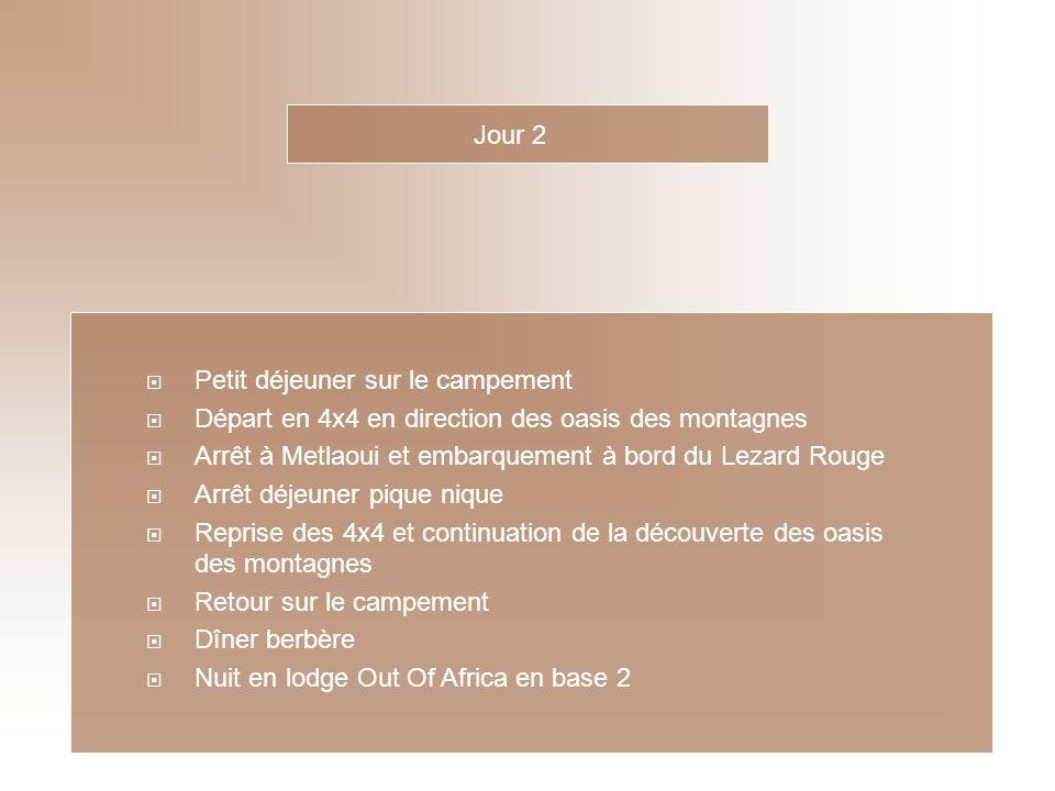 Lodge « Ambassadeur » http://www.croisierejaune.com/video/31_ephemere_ambassadeur_camp.html La Tunisie Nouvelle