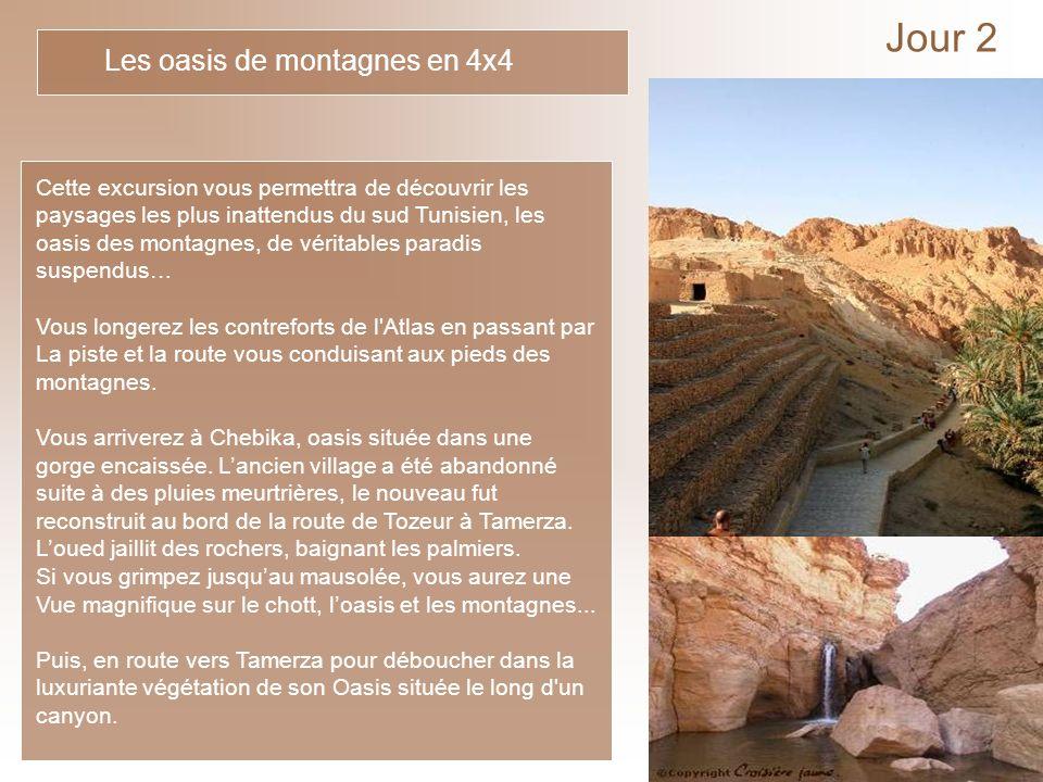 Nuit sous Lodge « Ambassadeur » http://www.croisierejaune.com/video/31_ephemere_ambassadeur_camp.html La Tunisie Nouvelle