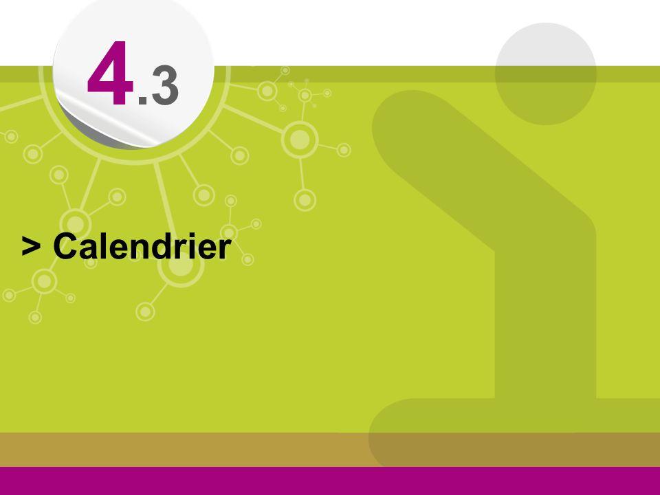 © > Calendrier 4.3