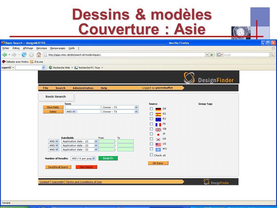 I-expo 2008 – Asie & multilinguisme27 Dessins & modèles Couverture : Asie