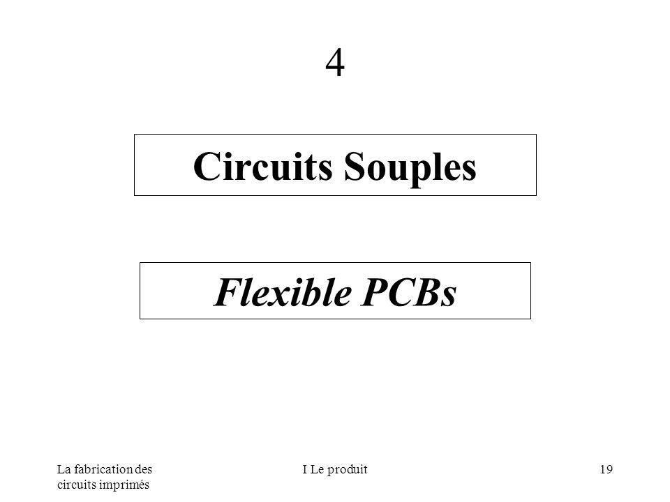 La fabrication des circuits imprimés I Le produit19 Circuits Souples Flexible PCBs 4