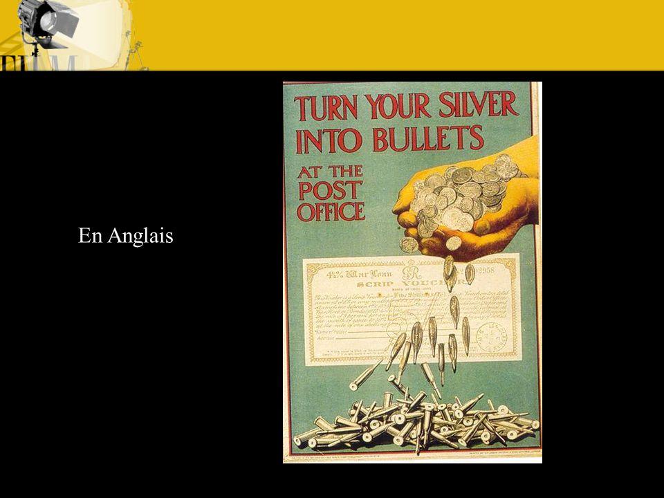 les affiches ont aussi pour mission d entretenir un certain état d esprit, de soutenir un moral éprouvé par la guerre.